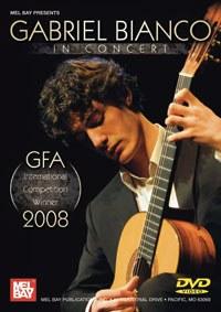 Gabriel Bianco in Concert