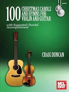 100 Cmas Carols and Hymns Vn
