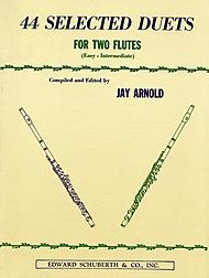 44 Selected Duets 2 Flutes 1