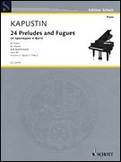 24 Preludes and Fugues Op 82 2