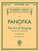 Art of Singing (24 Vocalises)