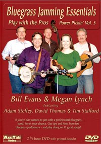 Bluegrass Jamming Essentials 5