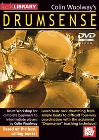 Drumsense, V 1 - Colin Woolway