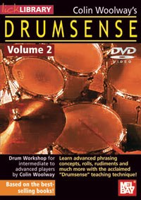 Drumsense, V 2 - Colin Woolway