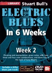Bull's Electric Blues: Week 2
