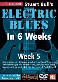 Bull's Electric Blues: Week 5