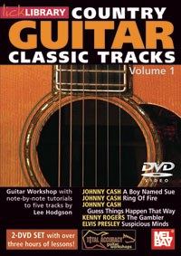 Country Guitar Classic Tracks