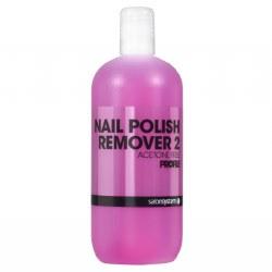 Salon System Nail Profile Nail Polish Remover Formula 2 125ml