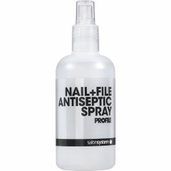 Salon System Profile Nail+File Antiseptic Spray 250ml