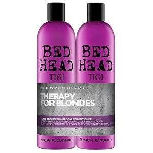TiGi Bed Head Dumb Blond Tween Duo