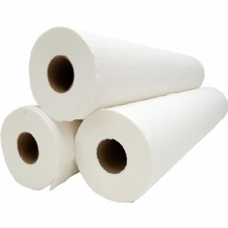 "Progena White Couch Roll  20"" 50m"