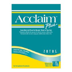 Acclaim Plus Extra Body Formula