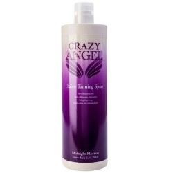 Crazy Angel Salon Tanning Lotion Midnight Mistress 1L