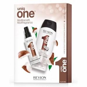 Revlon Uniq One Coconut set
