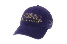 HAT-LEGACY-PUR FIELD HOCKEY