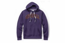 SWEATSHIRT-STADIUM HD PUR S