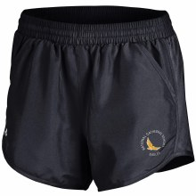 UA-SHORT-RUNNING BLK XS