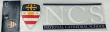 DECAL-NCS CREST-4 COLOR