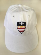 HAT-NCS CREST-WHITE