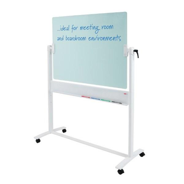 WriteOn Revolving Glass Board