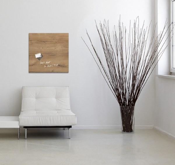 'Artverum' Wood Design Glass Boards