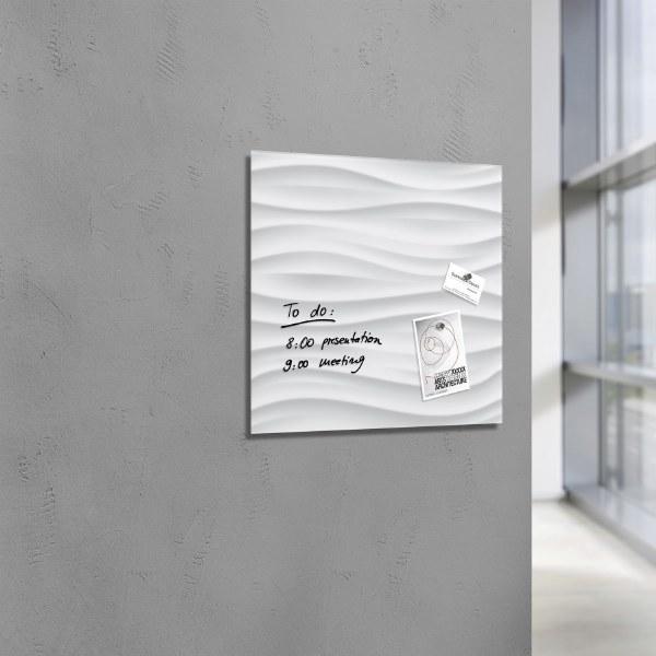 'Artverum' Abstract Design Glass Boards.