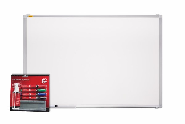 Boards Direct Whiteboard Bundle Magnetic