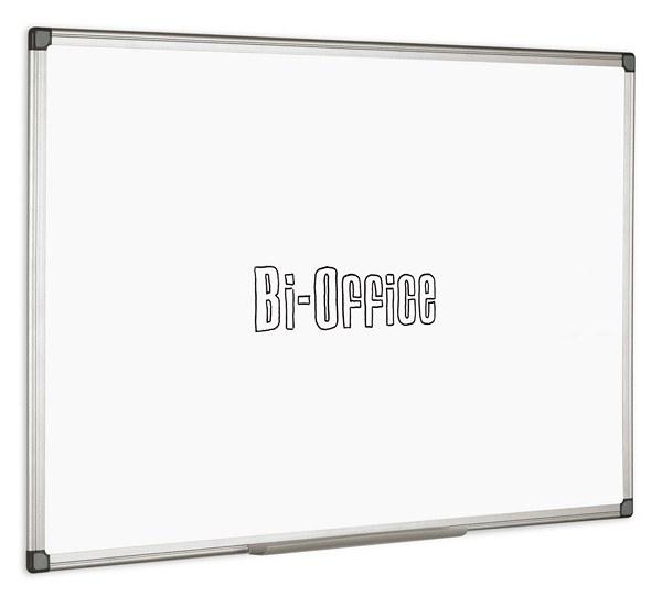 Bi-Office Drywipe Whiteboard 2400 x 1200mm