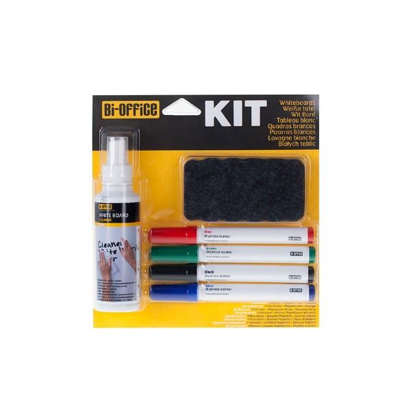 Bi-Office White Board Kit