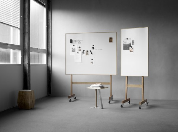 Wood Mobile Whiteboards