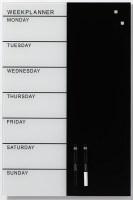 NAGA Glass Week Planner 40x60