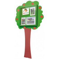Information Tree Lockable Display