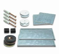Concealed Fixing Kit