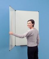 Spacesaver Folding Whiteboards