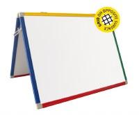 Schoolmate Desktop Easel Whiteboard