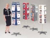 Revolving Leaflet Display Stands
