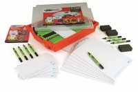 121 Piece Combination Gratnell Tray Packs