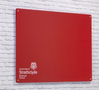 Magnetic Glass Board with your Logo