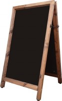 Hurricane A-Board Chalk boards