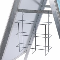 Wire Baskets for Scritto A-Boards