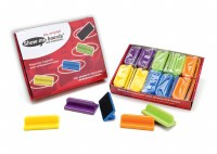 Show-Me Magnetic Erasers Box of 20