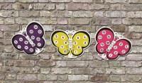 Flutterbies - Pack of 3
