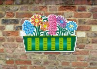 Window Boxes - Pack of 2