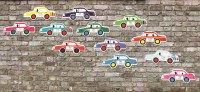 Cars - Set of 12