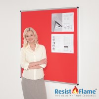 Resist-a-Flame Class 0 Fabric Noticeboards