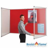 Resist-a-Flame Tamperproof Noticeboards