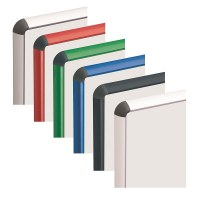 WriteOn Whiteboards Shield Coloured Design