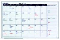 Franken Magnetic Month Planner