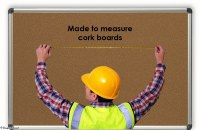 Bespoke Cork Notice Boards