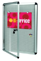 Bi-Office Combonet Lockable Noticeboards